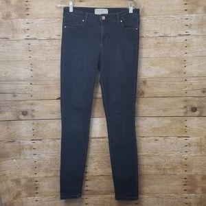 Rachel Roy Dark Wash Skinny Jeans